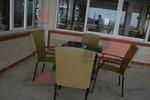 Метални столове,подходящи и за басейни