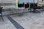 Уникална база за бар маса за басейн