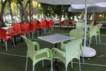 Основи за бар маси за интериор за ресторанти