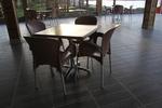Модерна база за маса за хотел