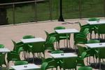 Дизайнерски комбинирани стойки за маса