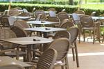 Устойчива основа за бар маса за хотел