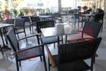Основа за маса за интериор за кафенета