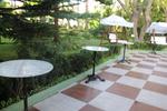Дизайнерска основа за бар маса за басейн
