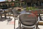Уникална основа за маса за хотел