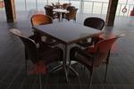 Дизайнерска модерна стойка за маса