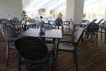 Устойчиви основи за бар маси за кафенета