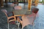 Дизайнерска база за маса за хотел