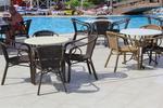 водоустойчиви верзалитови плотове за маси за ресторанти