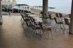 Външни алуминиеви столове за плаж