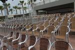 Градински алуминиеви столове за плаж