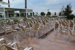 Комфортни устойчиви алуминиеви столове