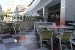 Алуминиеви столове за лятно заведение с различни седалки