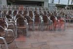 Алуминиеви столове за плаж с разнообразни размери