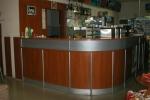 Интериорен дизайн на барове по поръчка. Дизайнът, слож�