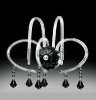 Настенна лампа с черни висулки - JWN401020101-17-3