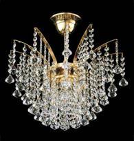 Кристален полилей с висулки - JWZ051010200 /1-6-4