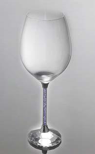 Кристална чаша за вино-08-2 Комплект 2бр