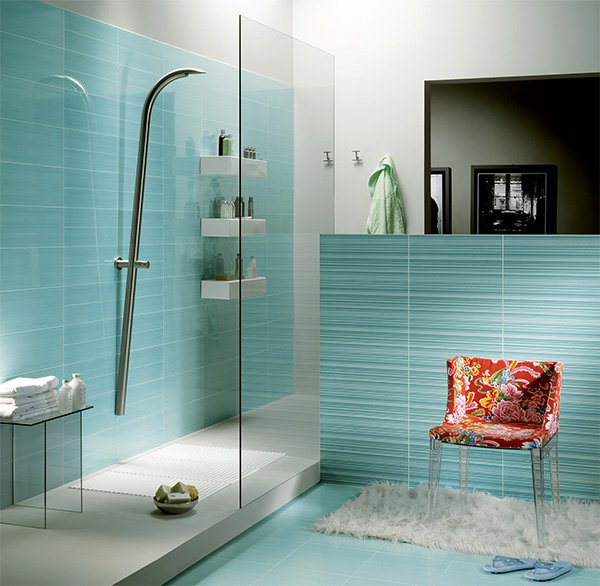 Луксозна душ кабина тип параван