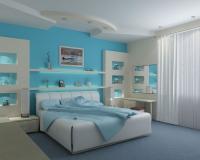Уникална спалня за  София по-поръчка