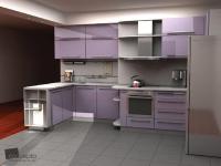 Компактна функционална кухня София