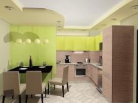 Проектиране и изработка на мебели за модерна кухня  София цени