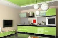 Цялостно обзавеждане за модерна кухня по поръчка  София фирма