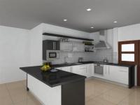 Поръчка на мебели за модерна кухня  София лукс