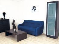 Мека мебел в синьо
