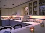 по-поръчка Проектиране и изработка на модерни кухненски мебели  София