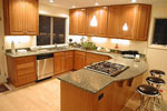 Поръчкова изработка на модерни кухненски мебели  София луксозни