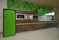 Поръчкова изработка на мебели за модерна кухня  София производител