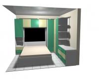 Спалня с неповторим дизайн за  София магазини