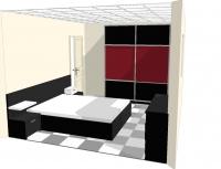 Поръчкова изработка на спални за  София вносители