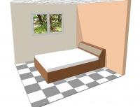 Проектиране и изработка на спалня за  София фирми