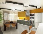 Поръчкова изработка на мебели за модерна кухня  София цени