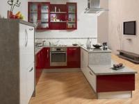 Поръчкова изработка на мебели за модерна кухня  София цена