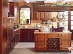 Цялостно обзавеждане за модерна кухня по индивидуален проект  София цени