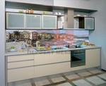 Цялостно обзавеждане за модерна кухня по индивидуален проект  София