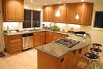 по-поръчка Дизайнерски кухненски мебели за  София