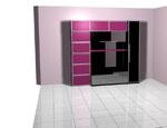 Луксозни мебели от мдф за  София по-поръчка