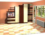 Модулни секции поръчкови за  София магазин