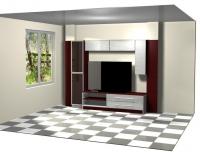 Модули за хол по поръчка за  София магазини