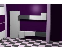 Модули за хол по поръчка за  София луксозни