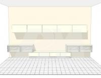 производител Модулна мебелировка за дневна по поръчка за  София