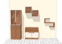 Модулни секции за дневна стая за  София