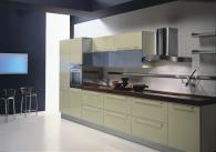 Поръчкова изработка на мебели за кухня за  София лукс