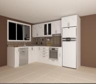 Дизайнерски кухненски мебели за  София цени
