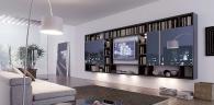 Луксозни мебели от мдф за  София фирма