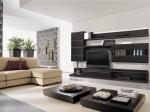 Модулна мебелировка за дневна по поръчка за  София фирма